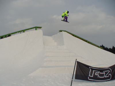 2010 The SLOPEの様子